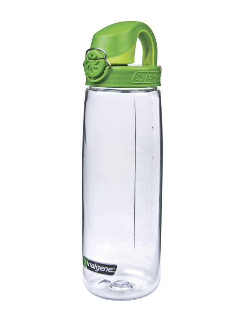 Bouteille OTF transparente/vert Nalgene Everyday